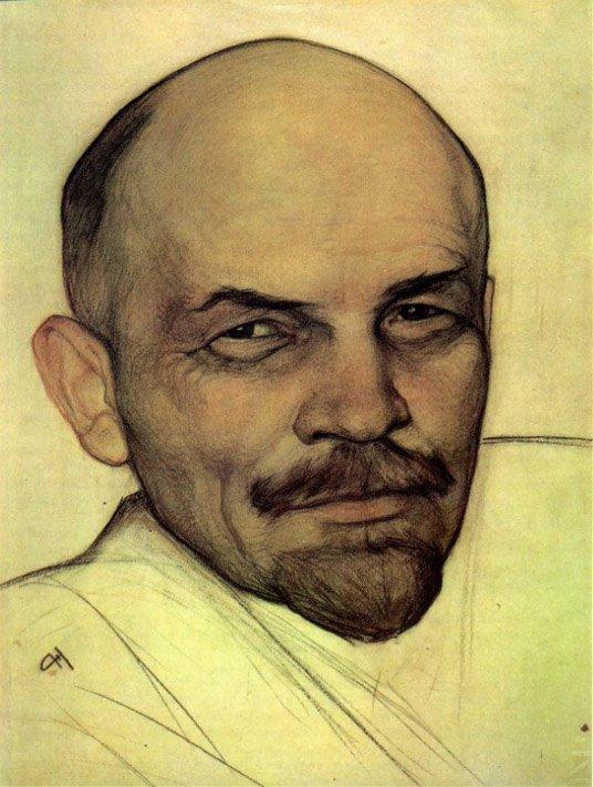 Рисунок №1 — Н. А. Андреев