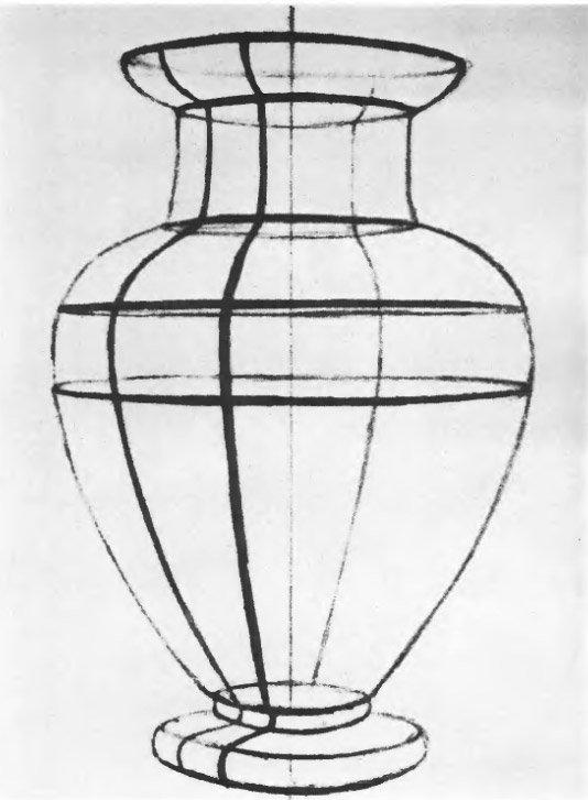 Линейно-конструктивный рисунок