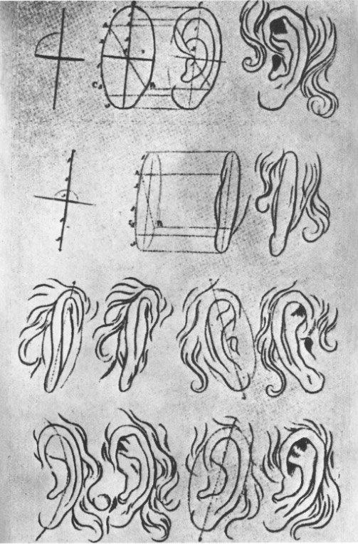 Таблица из пособия И. Д. Прейслера