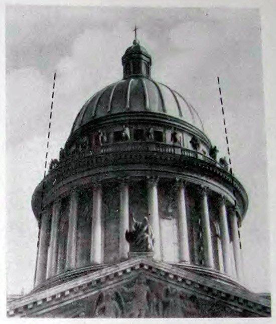 Исаакиевского собора рисунок