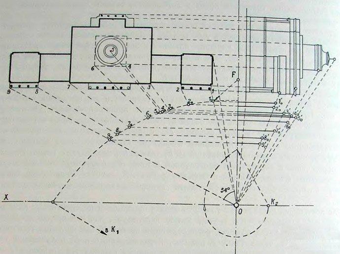 План и фасад дома Пашкова в