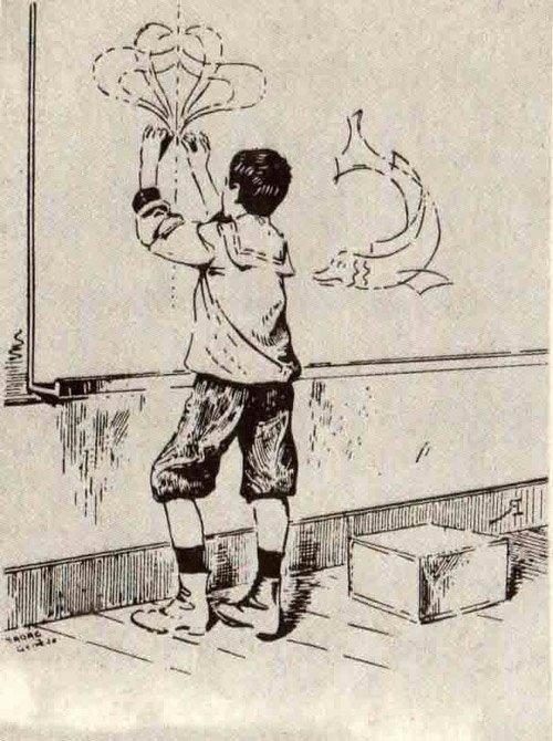 Метод рисования Л. Тэдда