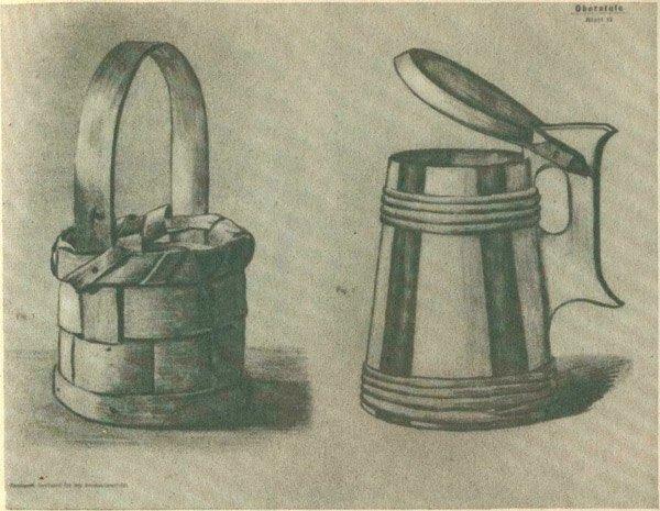 Таблицы из пособия Баумгарта 1