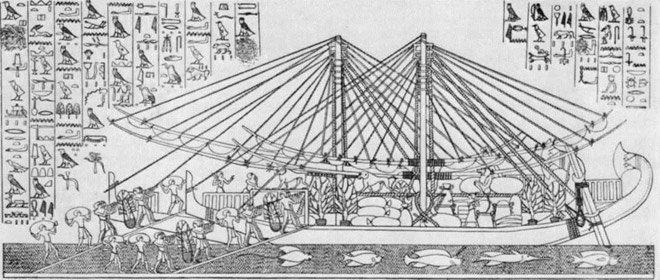Экспедиция царицы Хатшепсут
