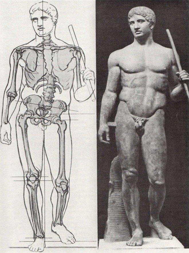 Поликлет и Дорифор