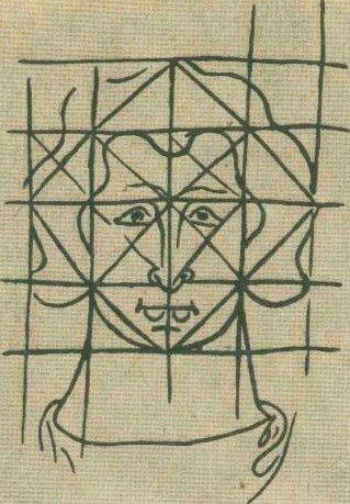 Виллар де Оннекур. Рисунки из записной книжки 1