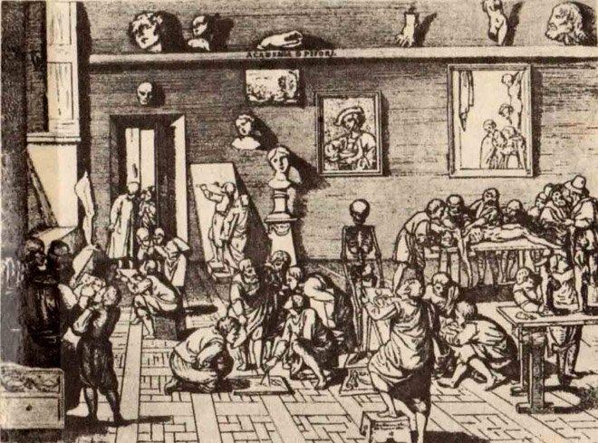 Римская Академия художеств